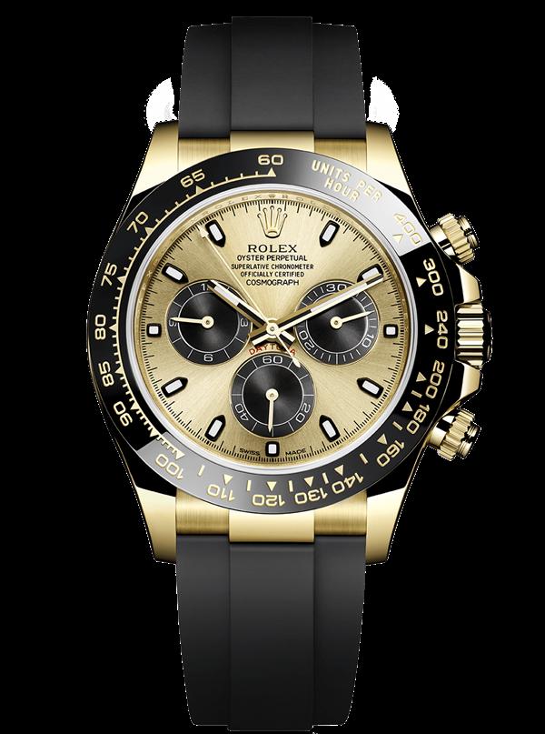 Rolex 2017 Daytona Cosmograph 116518 Swiss Chronograph