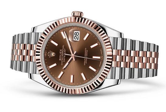 Rolex Datejust 126331-2 Swiss Automatic Watch Jubilee Bracelet 41MM