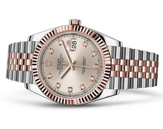 Rolex Datejust 126331-8 Swiss Automatic Watch Jubilee Bracelet 41MM