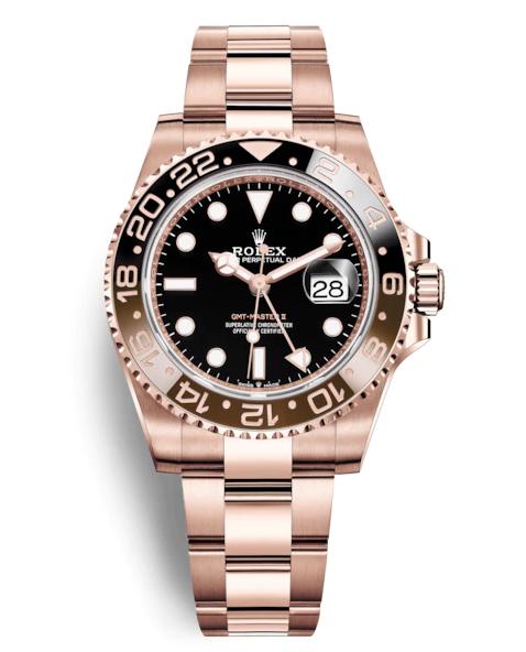 Rolex GMT-Master II 126715chnr-0001 Automatic Watch 40MM