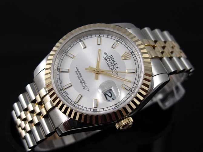 Rolex Datejust Automatic Watch 41MM