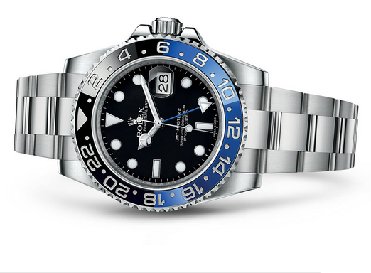Rolex GMT-Master II 16710BLNR Swiss Cloned 3186 Automatic Watch Black/Blue