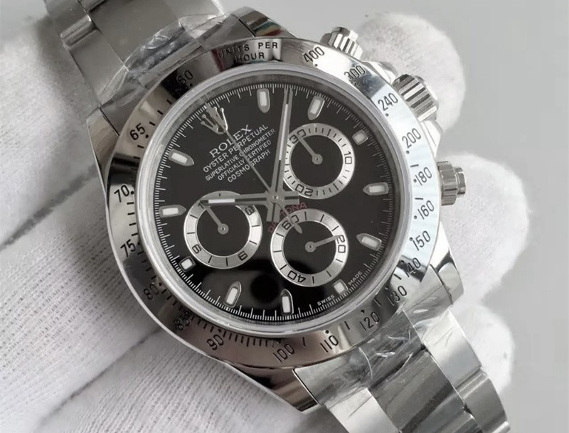 Rolex Daytona Chronograph - The best and famous timepiece