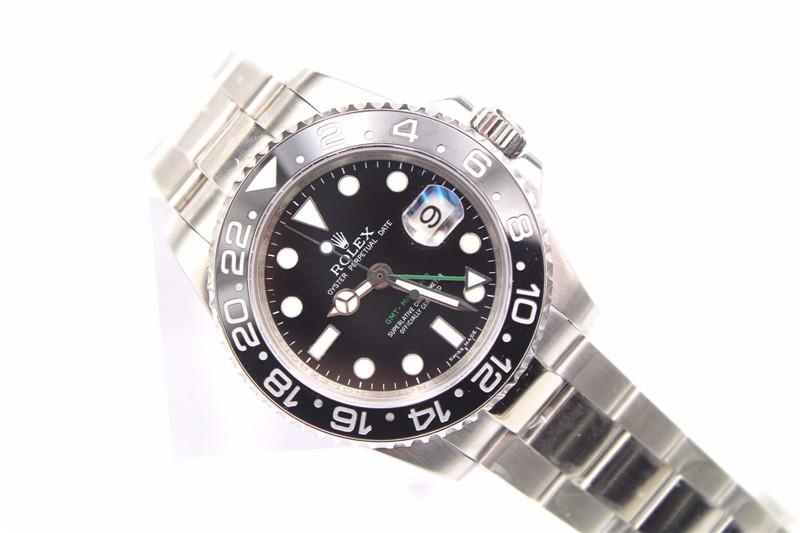 Rolex GMT-Master II 116710LN 50th Anniversary Ceramic Automatic Watch