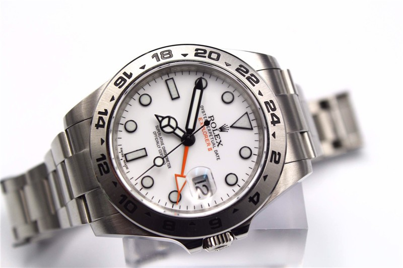 Rolex More High end Model -  Rolex Explorer II 2011 Baselworld Edition