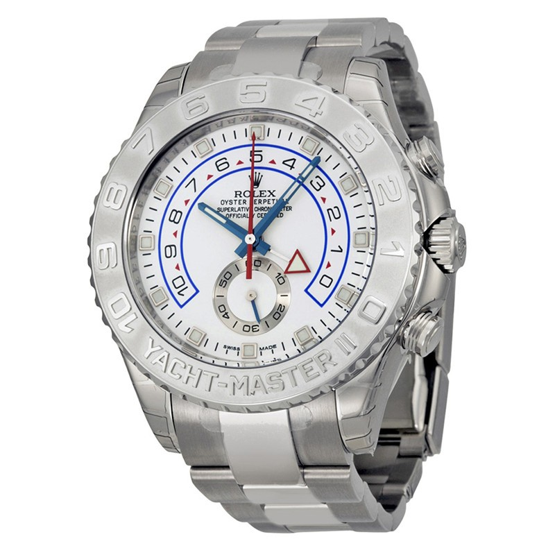Rolex Yacht-Master II Swiss Automatic Watch Stainless Steel