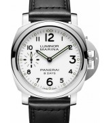 Panerai Luminor Marina 8 Days Automatic Watch 44MM PAM00563