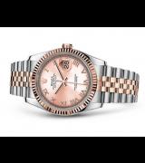 Rolex Datejust 116231-0089 Swiss Automatic Watch Pink Dial Jubilee Bracelet 36MM