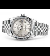 Rolex Datejust 116234-0080 Swiss Automatic Silver Dial Jubilee Bracelet 36MM
