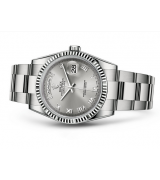 Rolex Day-Date 118239 Swiss Automatic Watch Silver Dial Presidential 36MM