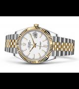 Rolex Datejust 126333-16 Swiss Automatic Watch Jubilee Bracelet 41MM