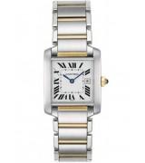 Cartier Tank Francaise Quartz Cartier157 Neutral  Watch W51012Q4