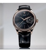 Rolex Cellini Date Swiss Automatic Watch Black Dial