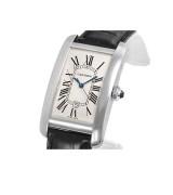 Cartier Tank Ameraicaine Automatic Man Watch W2603256