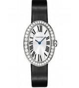 Cartier Baignoire Silver Cartier 057 Quartz Ladies Watch WB520008