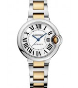 Cartier Ballon Bleu W2BB0002 Automatic Watch 33mm