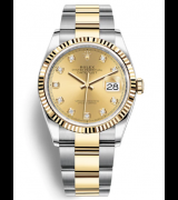 Rolex Datejust 126233-0018 Automatic Watch 36mm
