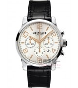 Montblanc Time Traveler 7750 Automatic Man Watch No.101549