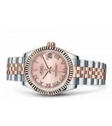 Rolex Datejust Ladies 178271-0068 Swiss Automatic Pink Dial 31MM