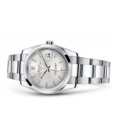 Rolex Oyster Perpetual Date 115200-0006 Swiss Automatic Silver Dial 34MM