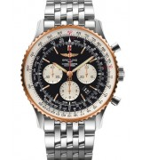 Breitling Navitimer Automatic Chronograph Two Toned 46mm