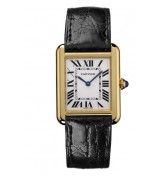 Cartier Tank Solo Quartz  Watch W1018755