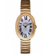 Cartier Baignoire White Swiss Quartz Ladies Watch W8000005