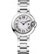 Cartier Ballon Bleu W6920084 Quartz Watch 33mm