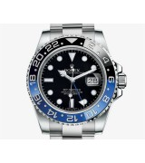 Rolex GMT-Master II 116710BLNR Automatic Watch-Black Dial Blue&Black Bezel
