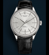 Rolex Cellini Dual Time 50509 Swiss Automatic Watch Steel Dial