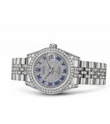 Rolex Datejust Ladies 178159-0044 Swiss Automatic Diamonds Dial 31MM