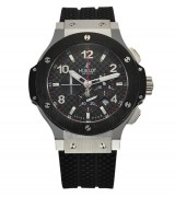 Hublot Big Bang Edition Chronograph Ceramic Bezel Steel 301.SB.131.RX