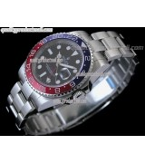 Rolex GMT-Master II 50th Anniversary Ceramic Automatic Watch 116719BLRO