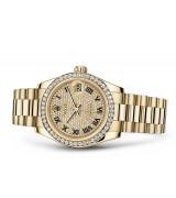 Rolex Datejust Ladies 178288-0032 Swiss Automatic Diamonds Dial 31MM