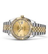 Rolex Datejus II 126333-0012 Swiss 3235 Automatic Gold Dial 41MM