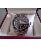 Rolex Submariner Automatic 116610LN-Luminous Black Dial-Stainless Steal Strap