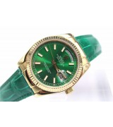 Rolex Day-Date 118138 Swiss Automatic Watch-Green Dial 36MM