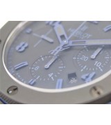Hublot Big Bang Blue Magic Chronograph-Full Ceramic Case