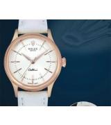 Rolex Cellini Swiss eta 2824 Automatic Women Watch 04