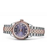 Rolex Datejust Ladies 279171-0015 Swiss Automatic Purple Dial 28MM