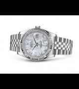 Rolex Datejust 116234-0078 Swiss Automatic Watch MOP Dial Jubilee Bracelet 36MM