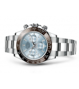 Rolex Daytona Cosmograph Swiss Chronograph Ice Blue Dial