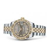 Rolex Datejust Ladies 178313-0070 Swiss Automatic Gray Dial 31MM