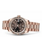 Rolex Datejust Ladies 178275F-0031 Swiss Automatic Brown Dial 31MM