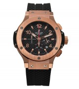 Hublot Big Bang Chronograph 18K Rose Gold Ceramic 301.PB.131.RX