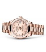 Rolex Datejust Ladies 178245F-0010 Swiss Automatic Pink Dial 31MM