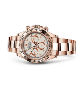 Rolex Daytona Cosmograph Swiss Chronograph Rose Gold Ivory Dial