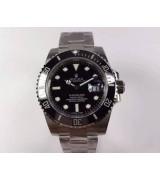 Rolex Submariner Swiss 3135 Automatic116610LN Black Dial