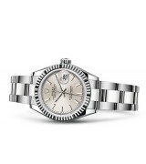 Rolex Datejust Ladies 279174-0006 Swiss Automatic Silver Dial 28MM