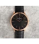 Vacheron Constantin Patrimony Black Dial Automatic Man Watch 81180/000R-9283
